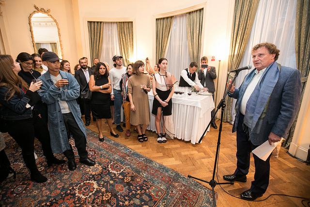 El Arte Argentino Gana Presencia En Open House London Ministerio De Relaciones Exteriores Y Culto