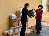 Envío Humanitario a Mozambique