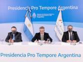 Reunión de cancilleres del Mercosur