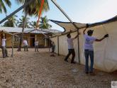 Cascos Blancos en Haití