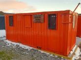 LABES (Laboratorio Antártico Multidisciplinario en base Esperanza)