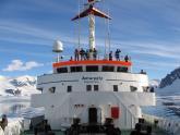 Turistas a bordo
