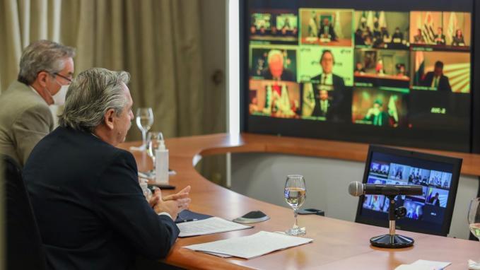 El Presidente en el Mercosur