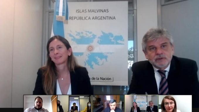 Cooperación en Investigación Científica Marina Austral Argentina_Chile