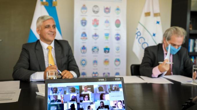 Fernando Asencio y Pablo Tettamanti