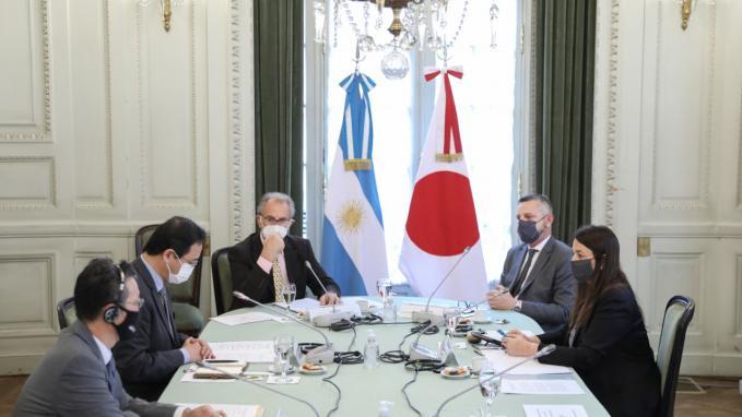 Argentina y Japón_Comercio e Inversión