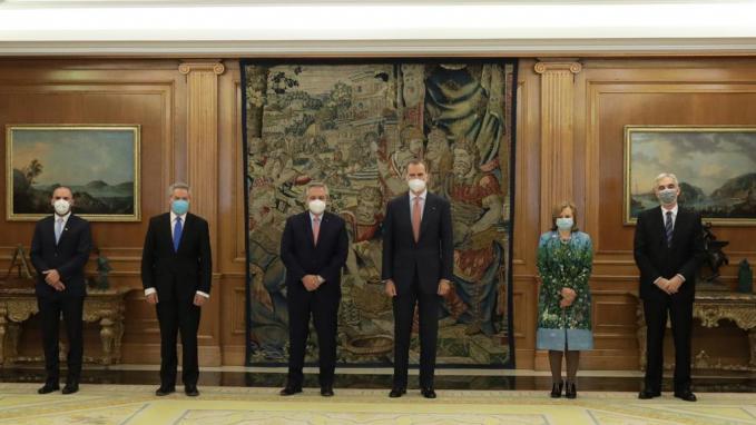 Gira del Presidente por Europa_España