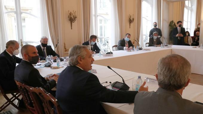 Gira presidencial_Francia