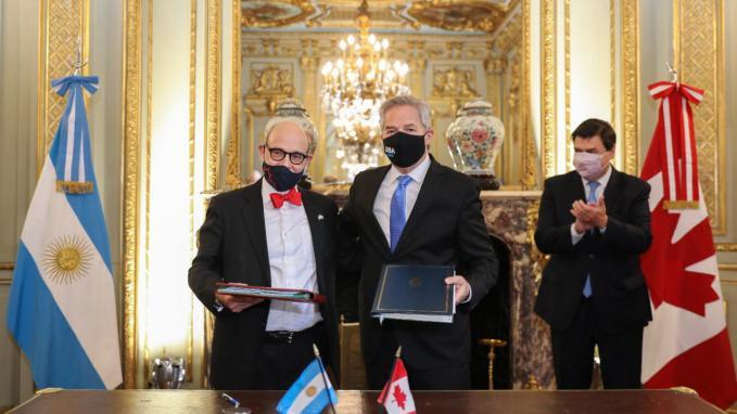 Convenio Argentina_Canadá sobre Seguridad Social