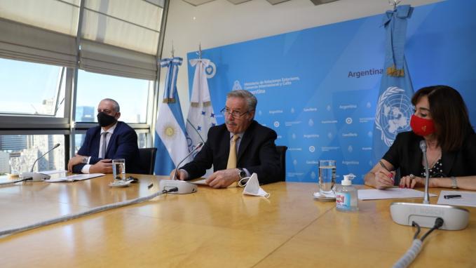 Candidatura argentina al Consejo de DDHH de la ONU