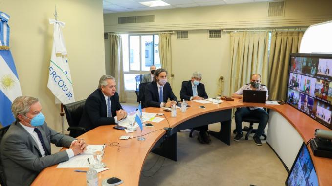 Argentina_Presidencia del Mercosur