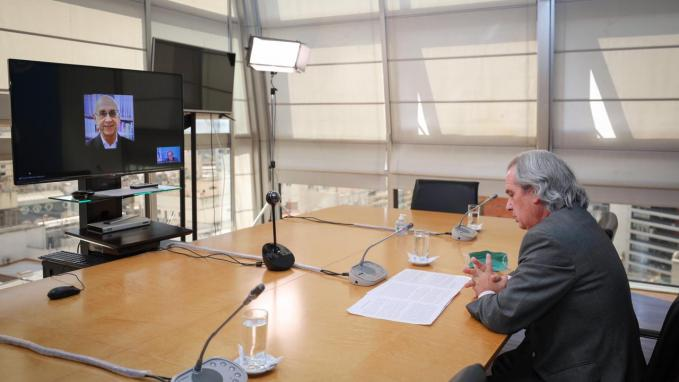 Embajadores del Mercosur en España_Casa América