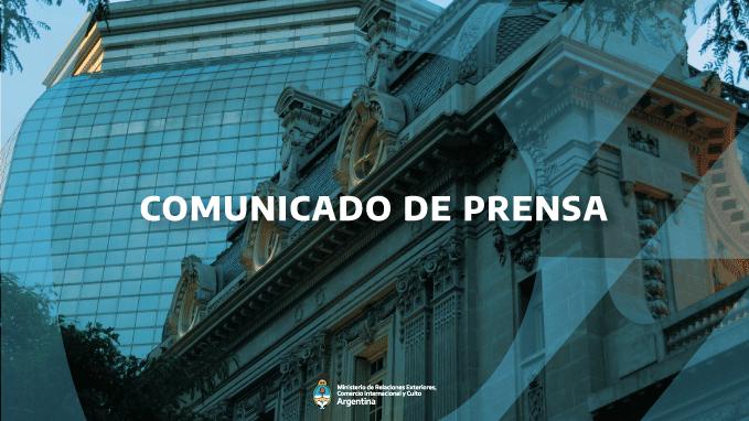 MALVINAS/ NUEVA YORK/ ONU / FELIPE SOLÁ: ACCESO DE PRENSA A LA SESIÓN DEL COMITÉ DE DESCOLONIZACIÓN