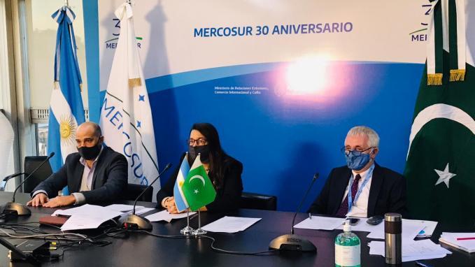 Cooperación entre Argentina y Pakistán