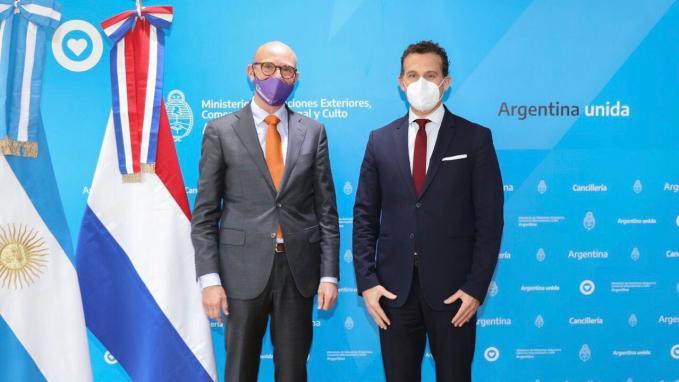 Argentina_Países Bajos