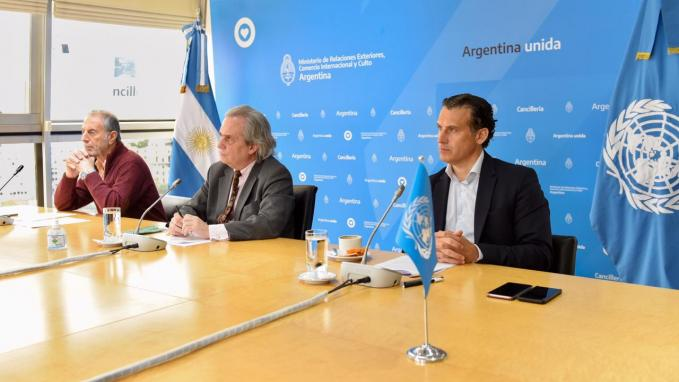 Reunión con FAO