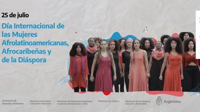 Día Internacional de las Mujeres Afrodescendientes