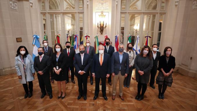 XIX Conferencia Suramericana sobre Migraciones