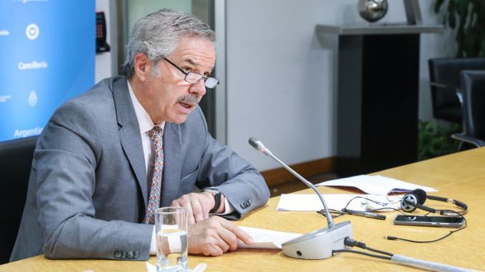 Canciller Felipe Solá_OMC