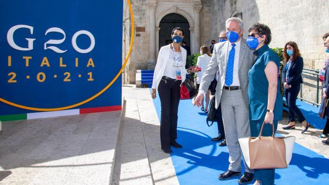 Felipe Solá_Reunión Ministerial de Relaciones Exteriores y Desarrollo_G20