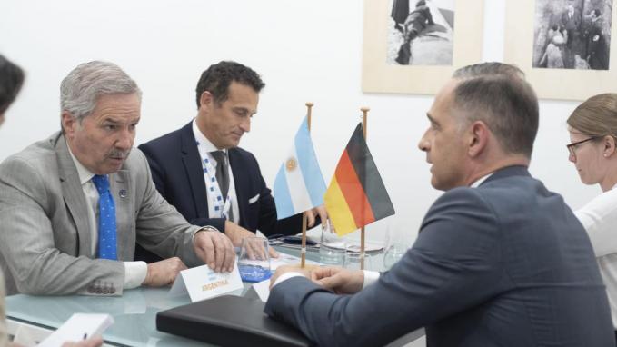 Bilateral con Alemania