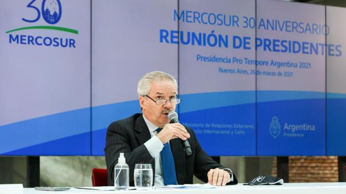 Mercosur estatuto