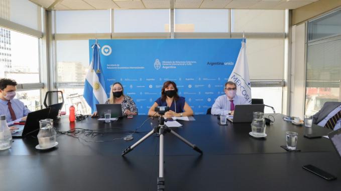 Mercosur_Coordinadores nacionales