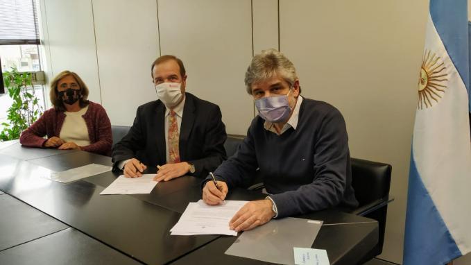 Acuerdo COPLA y SEGEMAR