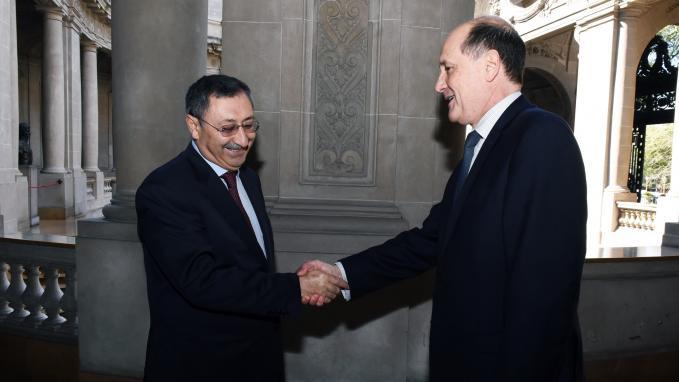 Daniel Raimondi, Khalaf Khalafov