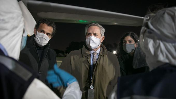 Misión Humanitaria en Guayaquil, Ecuador.