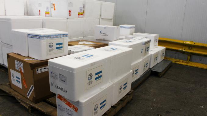 Envío Humanitario Caribe
