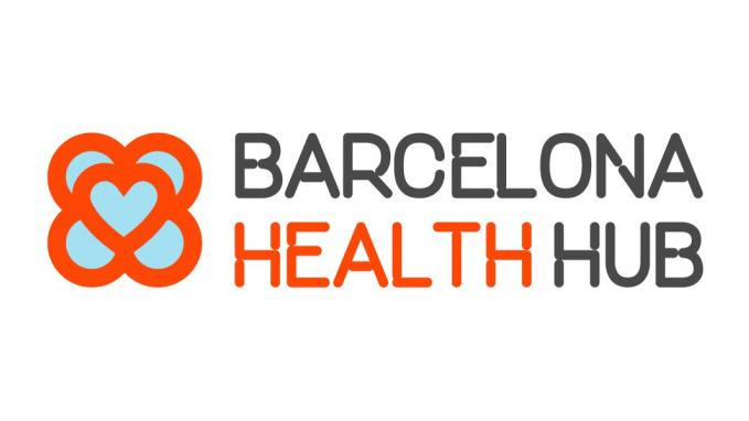logo Barcelona Health Hub