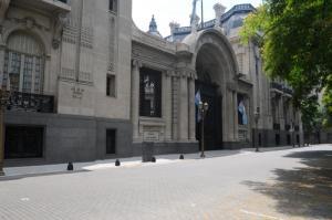Palacio San Martín - Cancillería Argentina