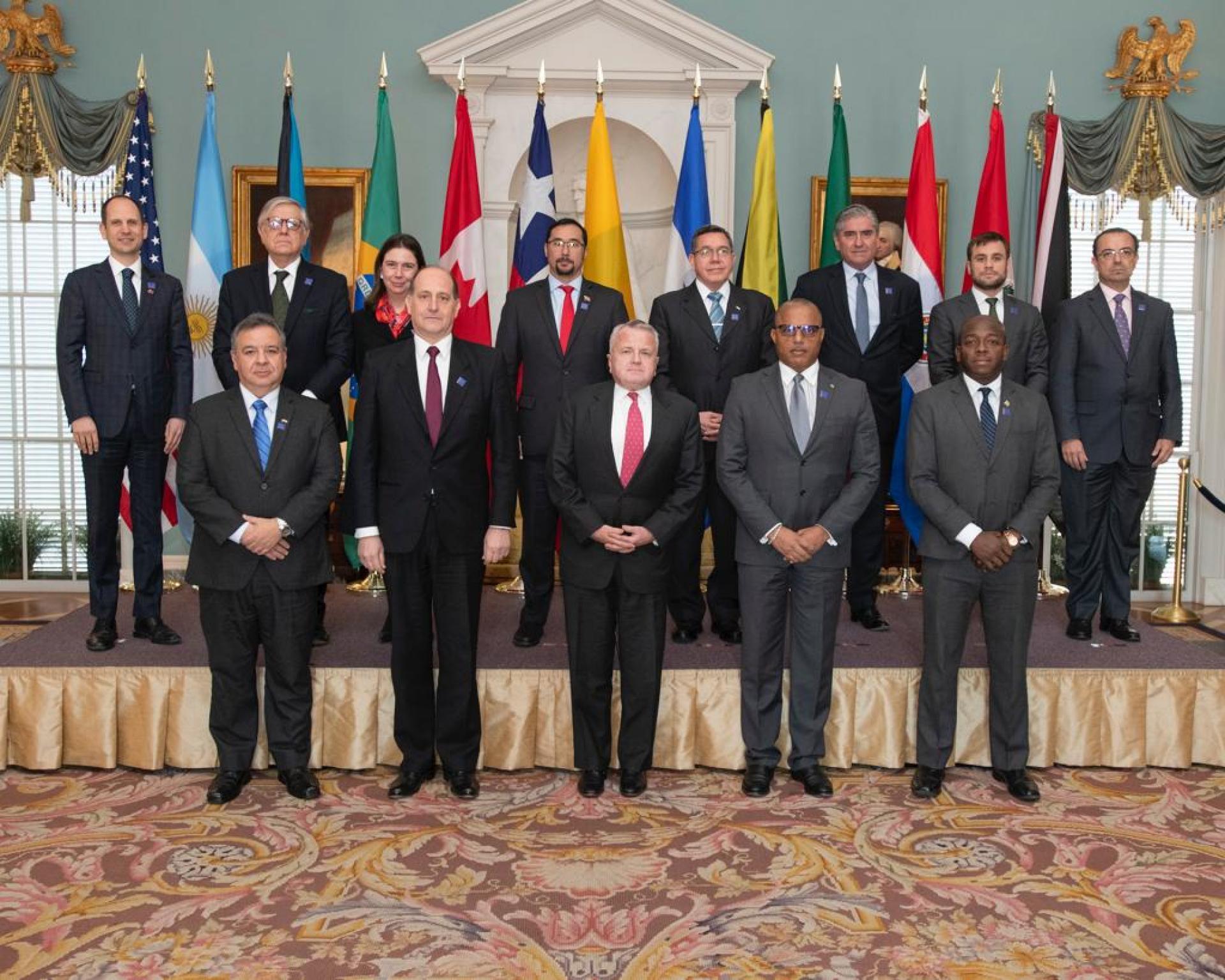 Conferencia Ministerial Hemisf Rica De Lucha Contra El Terrorismo Ministerio De Relaciones