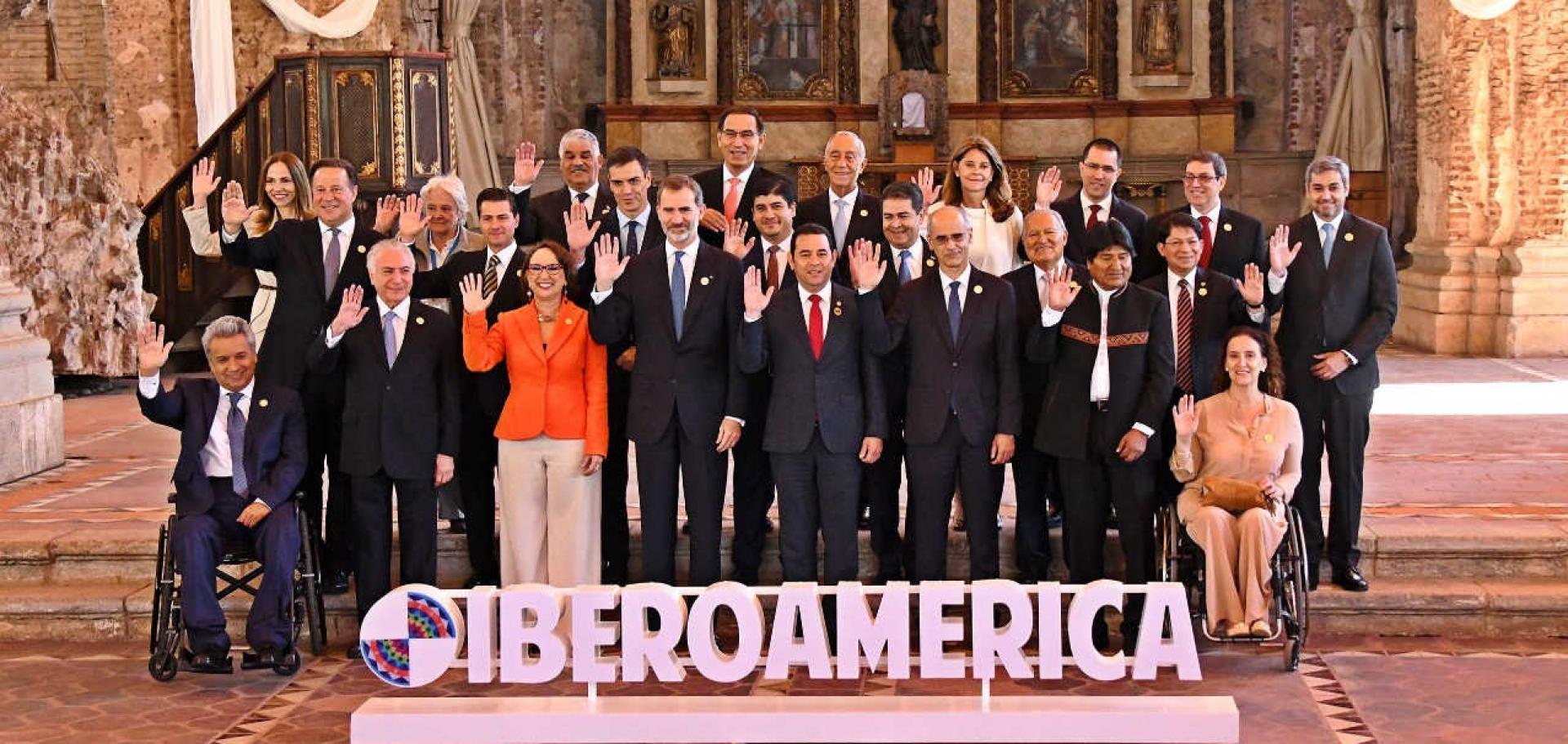 La Argentina Particip De La Xxvi Cumbre Iberoamericana Ministerio De Relaciones Exteriores Y